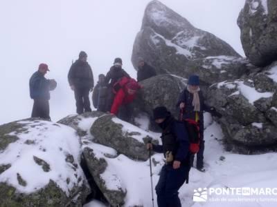Ruta San Lorenzo de el Escorial - Zarzalejo - Robledo de Chavela - Pico del Fraile (Machota Alta) -